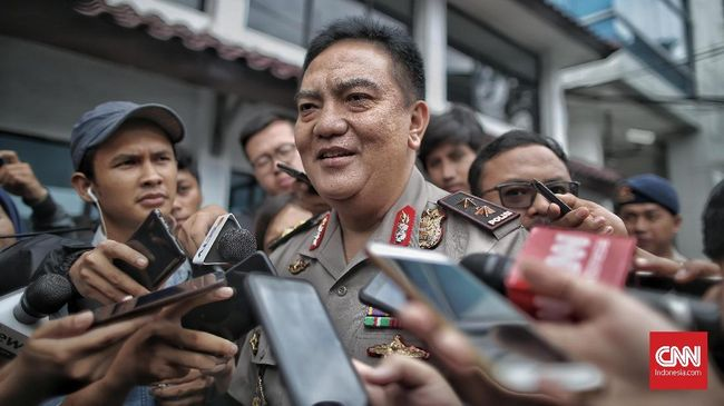 TNI-Polri Enggan Ungkap Jumlah dan Jenis Senjata Soenarko