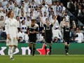 Babak I: Real Madrid Tertinggal 0-2 dari Ajax