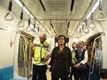 Tiket MRT Diusulkan Rp 10 Ribu, Sri Mulyani: Masih Murah