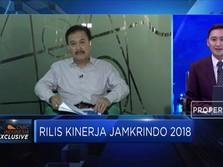 Jurus Jamkrindo Genjot Laba Bersih 2019 Naik 20%