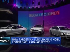 BMW Luncurkan Empat Model Hybrid