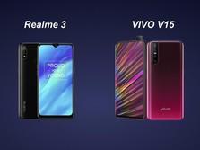 Vivo V15 vs Realme 3, Spesifikasi Mana yang Paling Canggih?