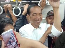 KRL Terguling dan Pengalaman Jokowi ke Bogor Pakai KRL