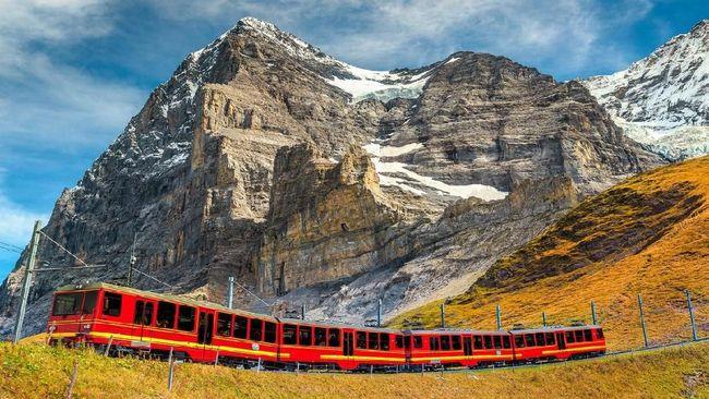 Langkah Mudah Naik Kereta Lintas Eropa