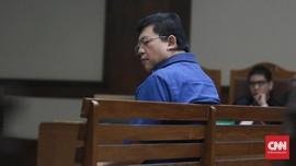 Halangi Penyidikan KPK, Advokat Lucas Divonis 7 Tahun Penjara