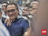 Andi Arief: Max Sopacua Upayakan Sandiaga Jadi Ketum Demokrat