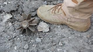 Bom PD II Ditemukan di Pusat Kota London, Warga Dievakuasi