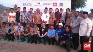 Wujud Kepedulian CT ARSA Foundation untuk Lampung Selatan