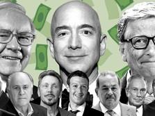 Dari Bos Amazon hingga Bos Google, Ini Orang Kaya Dunia 2019