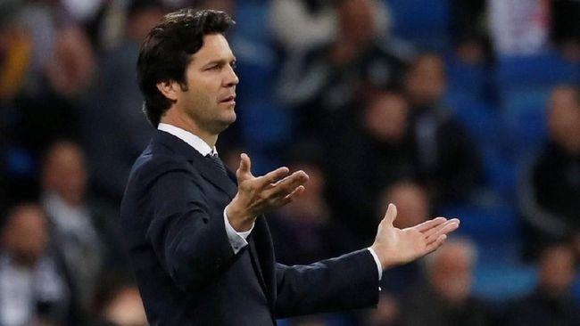Real Madrid Diklaim Akan Pecat Santiago Solari Pekan Depan