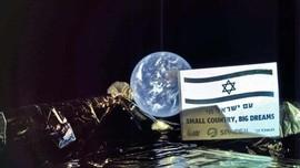 Israel Setop Misi Pendaratan Kedua ke Bulan
