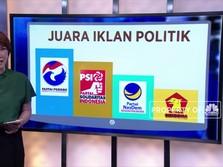 Di Masa Kampanye, Siapa Jawara Iklan Politik?