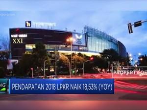 Laba Bersih 2018 Lippo Karawaci Naik 13,18% (YOY)