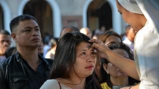 Rabu Abu dan Lambang Pertobatan Umat Katolik