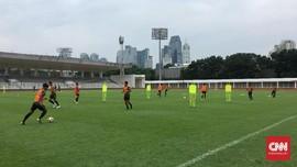 Timnas Indonesia U-23 Incar Uji Tanding Melawan Klub Liga 1