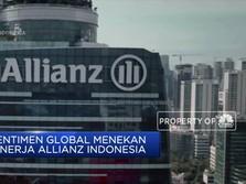 Dana Kelolaan Allianz Indonesia Turun 1,32%