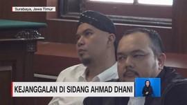 Kejanggalan di Sidang Ahmad Dhani