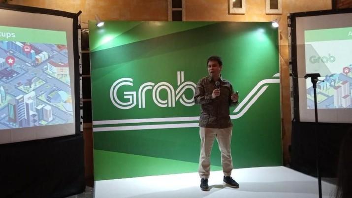 Dapat Suntikan Rp 20 T, Grab Fokus Pengembangan di Indonesia
