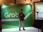 Kurangi Kemacetan, Bandung Uji Coba Grab To Work