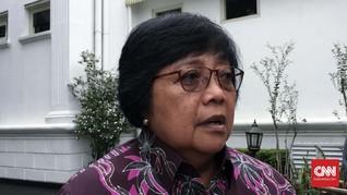 Menteri LHK Kirim Surat Protes ke Dubes Malaysia soal Asap
