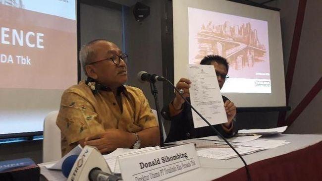 TOPS Donald Sihombing, Rumah DP Nol Rupiah & Kinerja Totalindo
