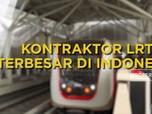 Kontraktor LRT Di Indonesia