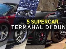 Ini 5 Supercar Termahal Di Dunia