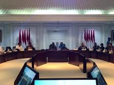 Simak! 3 Pesan Jokowi untuk Ekonomi RI di 2020