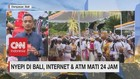 Nyepi di Bali, Internet & ATM Akan Mati 24 Jam