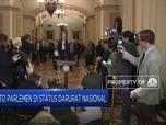 Nasib Veto Parlemen Soal Status Darurat Di Tangan Senat AS