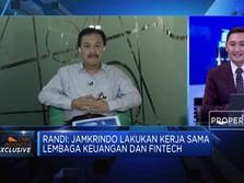 Kembangkan Bisnis, Jamkrindo Gandeng Fintech