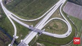 FOTO : Melihat Pembangunan Jalan Tol Medan - Binjai