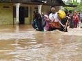 Banjir di Jawa Timur Sebabkan Puluhan Ribu KK Mengungsi