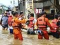 Banjir Kabupaten Bandung, Seorang Pria Tewas Kesetrum