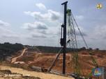 Wow! Ada 5 Terowongan Gajah di Tol Pekanbaru-Dumai