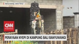 Perayaan Nyepi di Kampung Bali, Banyuwangi