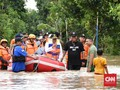 Warga Jatim Diminta Tetap Waspada Banjir hingga Tengah Maret