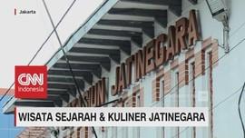 Wisata Sejarah & Kuliner Jatinegara