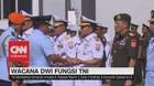 Wacana Dwi Fungsi TNI
