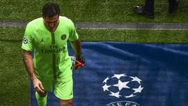 Blunder Buffon dan Liga Champions Terakhir