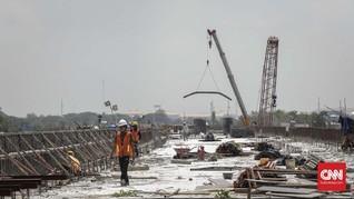 Efek Corona, BPS Catat Harga Bahan Konstruksi Grosir Turun