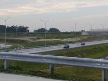 Jokowi dan Cerita Sedih di Balik Pembangunan Tol Bakauheni