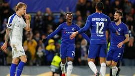 Rekap Hasil Lengkap Leg Pertama Babak 16 Besar Liga Europa