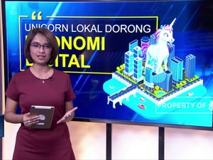 Unicorn Lokal Dorong Ekonomi Global