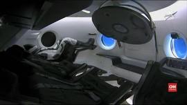 VIDEO: Kapsul Crew Dragon Pulang ke Bumi