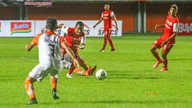 Live Streaming Persija vs Borneo FC di Piala Indonesia