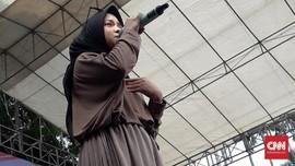 Siti Nurhaliza Gandeng Nissa Sabyan Rilis Lagu 'Ikhlas'