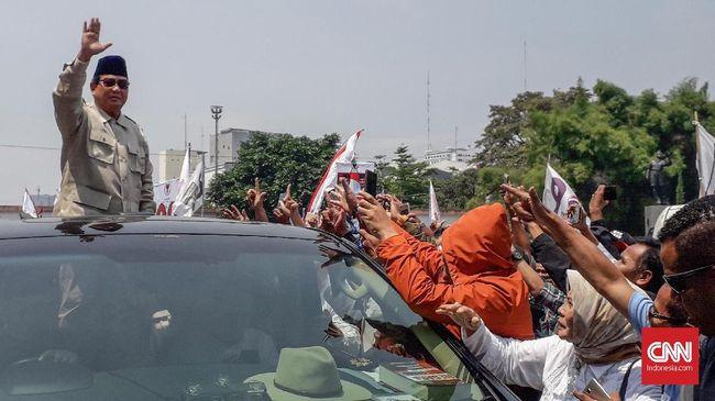 Prabowo Janji Serahkan Lahan HGU 10 Hari Usai Jadi Presiden