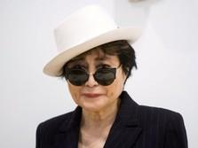 Mengenal Yoko Ono, Salah Satu Perempuan di Doodle Art Google