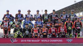 FOTO: Gaya 22 Pebalap Jelang MotoGP Qatar 2019